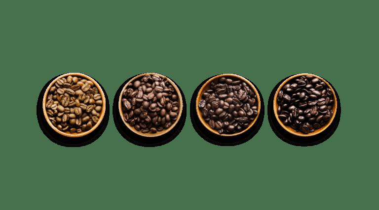 Apprendre - Parcours du café - Torréfacteur transform le grain - Degrés de torrefaction - Coffee Lounge