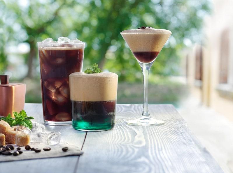 Quiz - profil - recette café froid