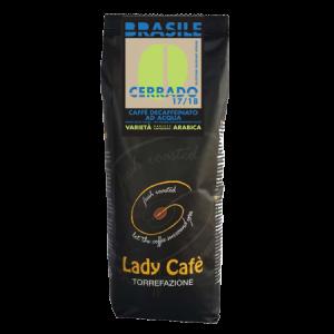 Caffè CERRADO 17/18 decaffeinato ad acqua