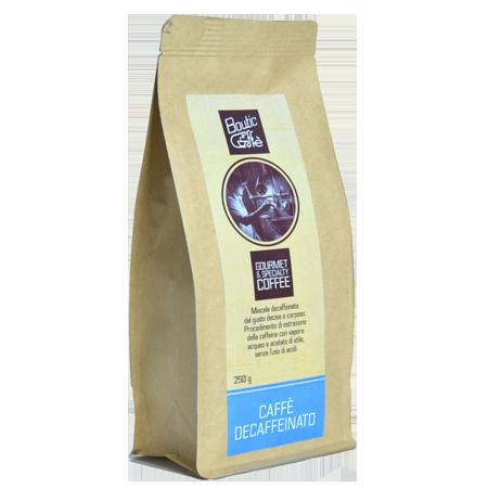 Decaffeinato - PAOLO DI FEO boutic caffè