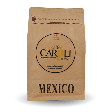 caffè caroli caffè caroli Mexico (front) PNG
