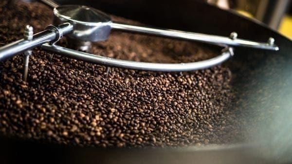 Je stärker die Kaffeebohne geröstet wird, desto bitterer schmeckt der Kaffee.