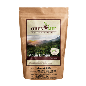 obenauf Agua Limpa Espresso