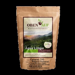 obenauf Agua Limpa Cafe Creme