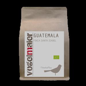 "Vogelmaier Guatemala ""Finca Santa Isabel"" Bio"