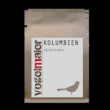 Vogelmaier Kolumbien, entkoffeiniert