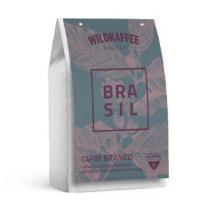 Wildkaffee Brasil Capim Branco