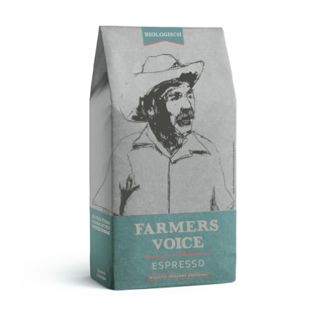 Wildkaffee Farmers Voice - Espresso Blend