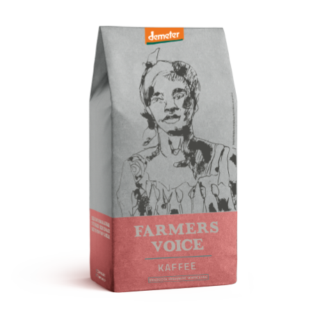 Wildkaffee Farmers Voice Kaffee