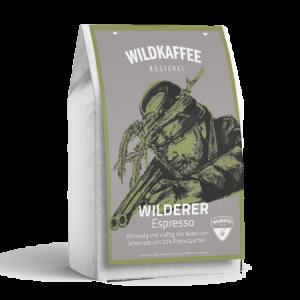 Wildkaffee Wilderer Espresso