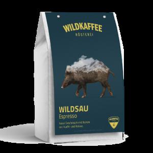 Wildkaffee Wildsau Espresso