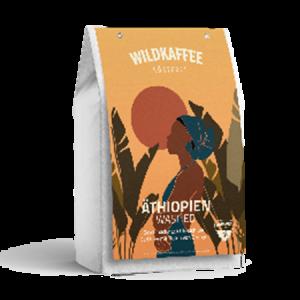 Wildkaffee Äthiopien Washed - Filterkaffee