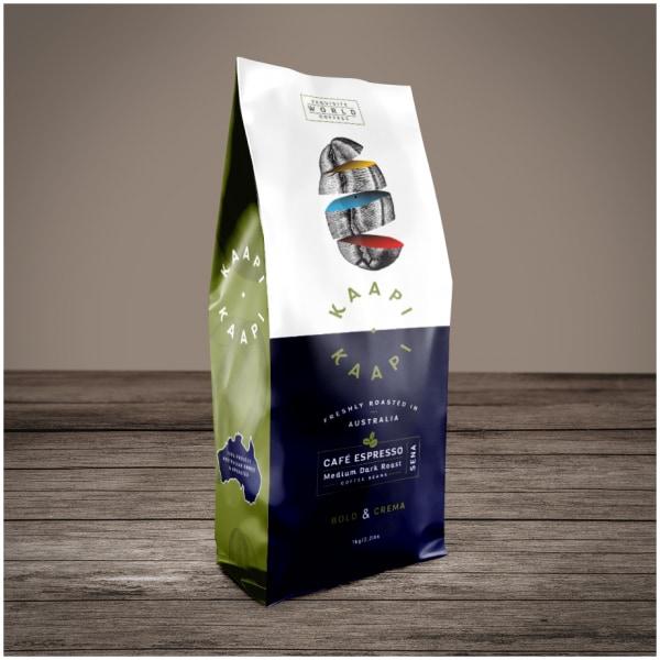 KaapiKaapi Premium Café Espresso Sena Blend