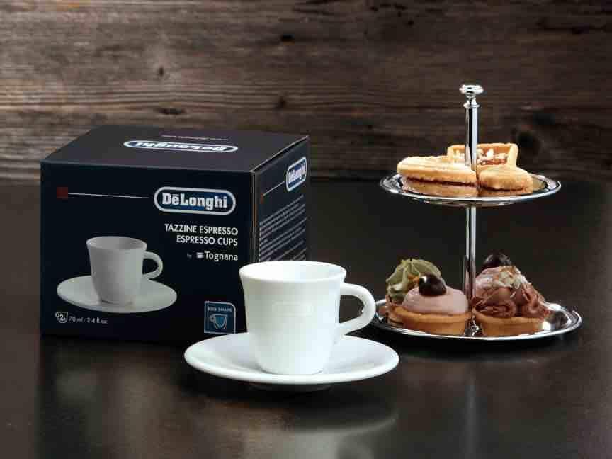 Espresso cups accessories
