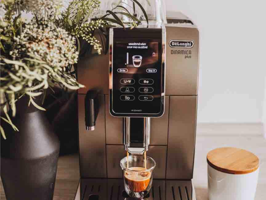 Find the right coffee machine