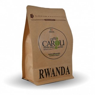 Caffè Caroli Rwanda (front) PNG