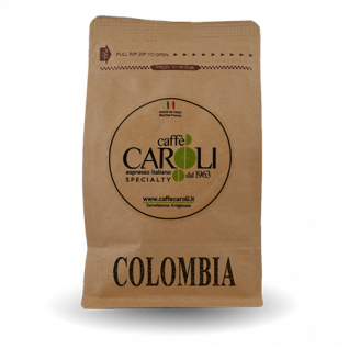 Caffè Caroli Colombia (front) PNG