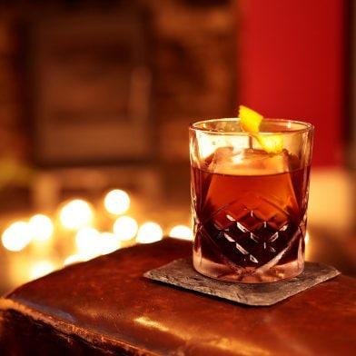 Rezept Amaretto Old Fashioned