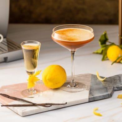 FR Recipe - Porn Star Martini