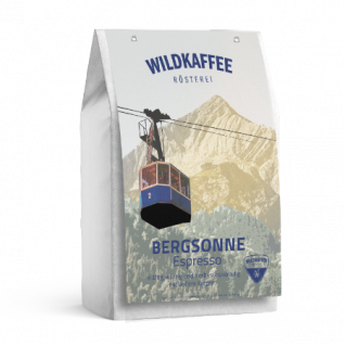Wildkaffee Bergsonne Espresso